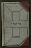 view Collection number book, nos. 18200-19036, May 25, 1941 -- Sept. 1, 1942, eastern US digital asset number 1