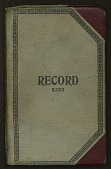 view Collection number book, nos. 19037-19843 digital asset number 1