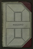 view Collection number book, nos. 19844-20613, Jan. 26 – July 18, 1943, Colombia (2 nos. Virginia) digital asset number 1