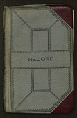 view Collection number book # 10, nos. 20614-21392, Aug. 5 – Dec. 5, 1943, Colombia digital asset number 1