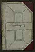 view Collection number book # 12, nos. 22137-23144, Sept. 24, 1944 – Feb. 19, 1945, Colombia, Ecuador, and EUS digital asset number 1