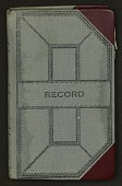 view F. R. Fosberg field notebook No. 65, begin with no. 42973, end with 43244 digital asset number 1