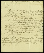 view Letter from J. Silvestre Rebello to Asbury Dickens, Secretary of the Columbian Institute, November 4, 1831 digital asset number 1