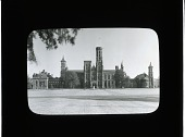 view North Facade of the Smithsonian Institution Building digital asset number 1