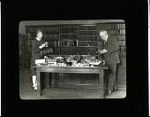view Merle Crisler Foshag with George P. Merrill digital asset number 1