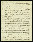 view Joseph Henry's Letter to Stephen Alexander (March 9, 1863) digital asset number 1