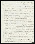 view Joseph Henry's Letter to Charles Wheatstone (February 27, 1846) digital asset number 1