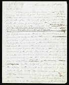 view Joseph Henry's Letter to Gideon Hawley (December, 28, 1846) digital asset number 1