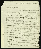 view George Washington Smith's Letter to Joseph Henry (January 26, 1847) digital asset number 1