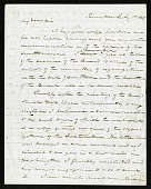 view Joseph Henry's Letter to Gideon Hawley (July 1, 1847) digital asset number 1