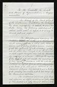 view Joseph Henry and Salmon Portland Chase's Letter to the Congress of the United States (May 1, 1868) digital asset number 1