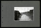 view Canyon of Snake River Below Shoshone Falls 1899 digital asset number 1