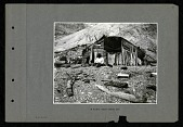 view A Sealers' Shack--Glacier Bay 1899 digital asset number 1