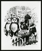 view Photo of illustration of Smokey Bear digital asset number 1