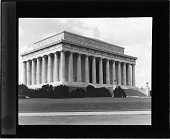 view Lincoln Memorial, Washington, D.C. digital asset number 1