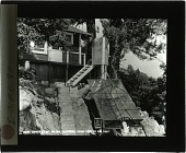 view Solar Cooker at Mt. Wilson, California, Cooks Food by Sun Heat digital asset number 1