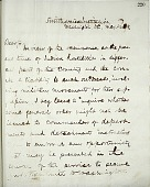 view Joseph Henry's Letter to William Tecumseh Sherman (May 22, 1873) digital asset number 1