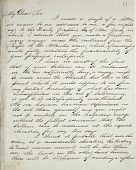 view Joseph Henry's Letter to John Wise (July 1873) digital asset number 1