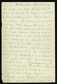 view Field notes : October 15-November 3, 1879 digital asset number 1