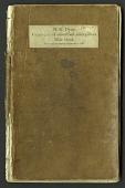 view H. G. Dyar bluebook 131 - 157 digital asset number 1