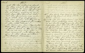 view Mary Henry Diary Entry End of the Civil War, April 3-10, 1865 digital asset number 1