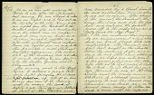 view Mary Henry Diary Entries, April 1865, Death of President Lincoln digital asset number 1