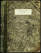 view Mary Henry Diary, 1858-1863 digital asset number 1