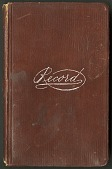 view H. G. Dyar bluebook 1905 digital asset number 1