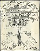 view Front Cover for Folder of Letters to Viola Schantz digital asset number 1