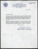 view Letter from Clifford C. Presnall to Viola Schantz digital asset number 1
