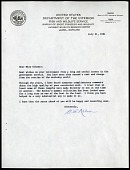 view Letter from A. L. Nelsen to Viola Schantz digital asset number 1