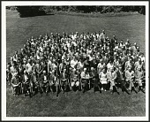 view Group Portrait of American Society of Mammalogists digital asset number 1