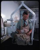 view Dr. Richard E. Grant Etching Fossil Matrix digital asset number 1