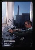 view Curator W. Duane Hope at Microscope digital asset number 1