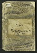 view Joseph Henry Notebook, Sound, Ear Trumpets, Light Houses, 1866 digital asset number 1
