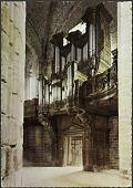 view Postcard of Organ at La Chaise-Dieu digital asset number 1
