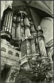 view Postcard of Organ at Oude Kerk Amsterdam digital asset number 1