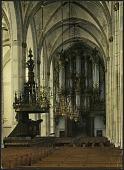 view Postcard of Organ at St. Michaelskerk digital asset number 1