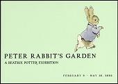 view Postcard of Peter Rabbit digital asset number 1