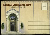 view Zoo Postcard Booklet Envelope digital asset number 1