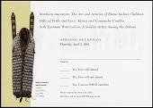 view RSVP Postcard for Exhibits digital asset number 1