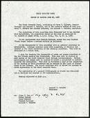 view Shark Research Panel Report of Meeting, June 25, 1958 digital asset number 1