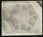 view Wilson Bentley Illustration of Snowflake No. 122B digital asset number 1