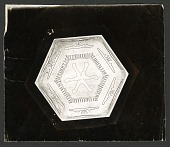 view Wilson Bentley's Snowflake 80 c. 1890 digital asset number 1