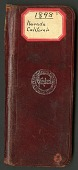 view Field notes, Nevada and California, April 16-October 16, 1898 digital asset number 1
