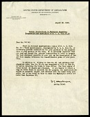 view Correspondence, 1926-1939 digital asset number 1