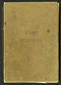 view Journal, Northwest Boundary Survey, 1857-1862 digital asset number 1