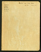 view Journal of Richard E. Blackwelder, West Indies, vol. 5 digital asset number 1