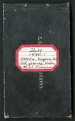 view Field Notes from explorations in Oregon and California, 1890 digital asset number 1