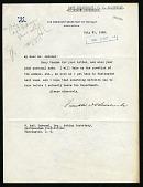 view Letter from Franklin D. Roosevelt to William deC. Ravenel, July 31, 1920 digital asset number 1